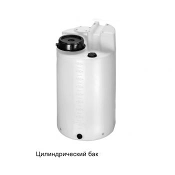 Цилиндрический бак 500l PE Grundfos 98149266