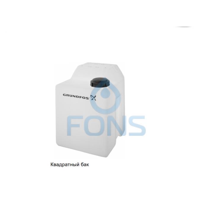 Бак 100 л DME1-2/DMS Grundfos 96489271