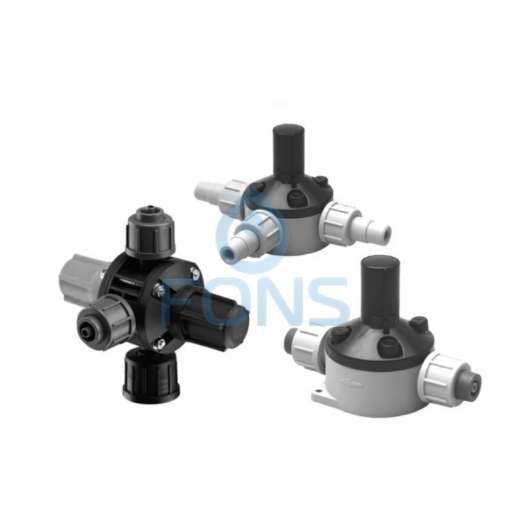 Многофункциональный клапан MFV-G5/8-10 PP/V U2 Grundfos 95704585