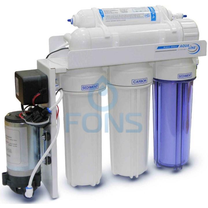 Aqualine RO-5 P Фильтр обратного осмоса