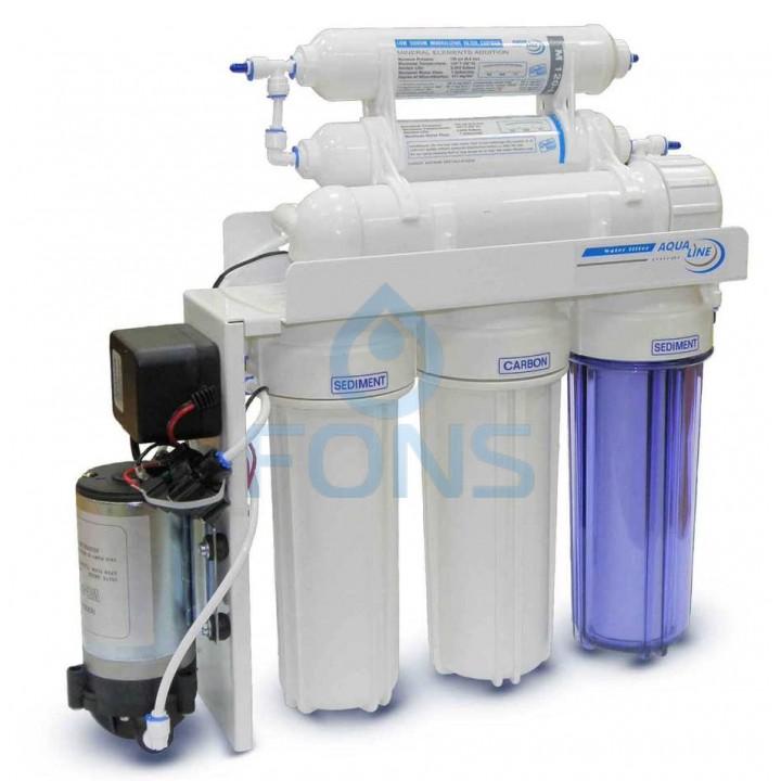 Aqualine RO-6 P Фильтр