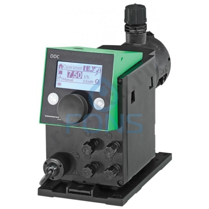 Grundfos DDA 17-7 FCM-PVC/E/C-F 97722219 Насос дозатор