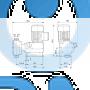 Grundfos DMX 142-8 B-PVC/V/G-X-E 96685051 Насос дозатор