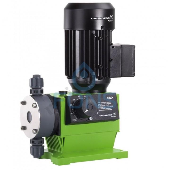 Grundfos DMX 14-10 B-PVC/V/G-X-E 96693593 Насос дозатор