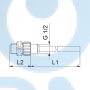 Инжекционный клапан Grundfos 0200-16 PVC/V/C 4U2-2 95730940