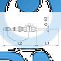Инжекционный клапан Grundfos 95730972