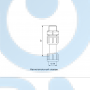 Нагнетательный клапан PV-G5/8-3PP/E/C X nutG Grundfos 95730326