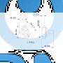 Клапан поддержания давления PLV-G5/8-3 PV/T U Grundfos 95730745