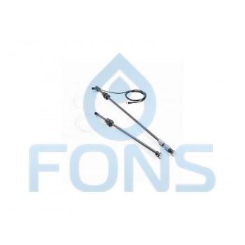 Всасывающая линия Grundfos Rigid suction lance w/o level 98071027
