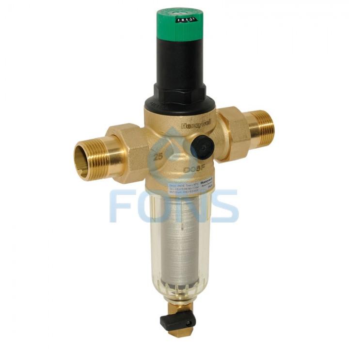Honeywell MiniPlus FK06-3/4AA Самопромывной механический фильтр