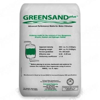 Greensand Plus фильтрующая загрузка