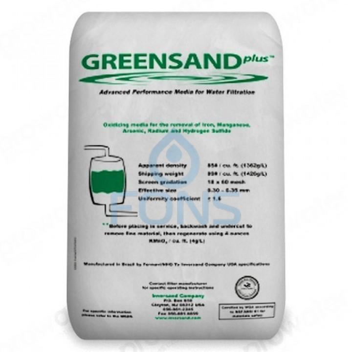 Фильтрующая загрузка Greensand